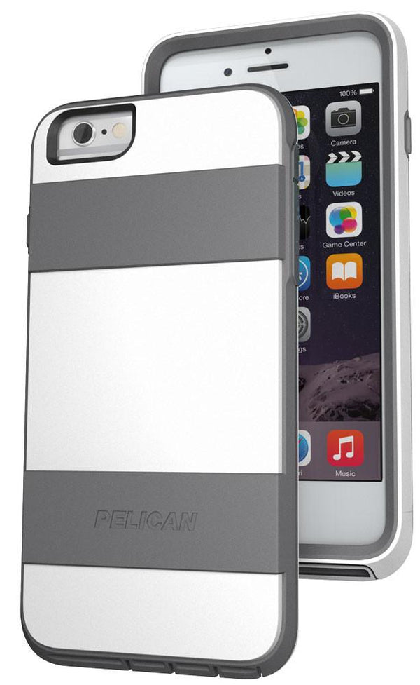 Pelican ProGear - C07030 Voyager Case For iPhone 6 Plus and 6s Plus - White