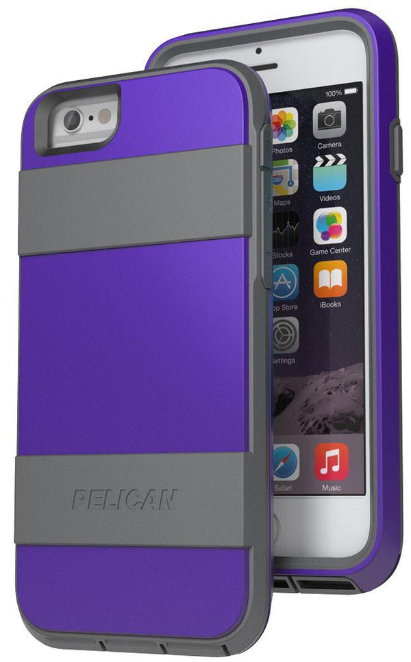 Pelican ProGear - C02030 Voyager Case For iPhone 6 and 6s - Purple