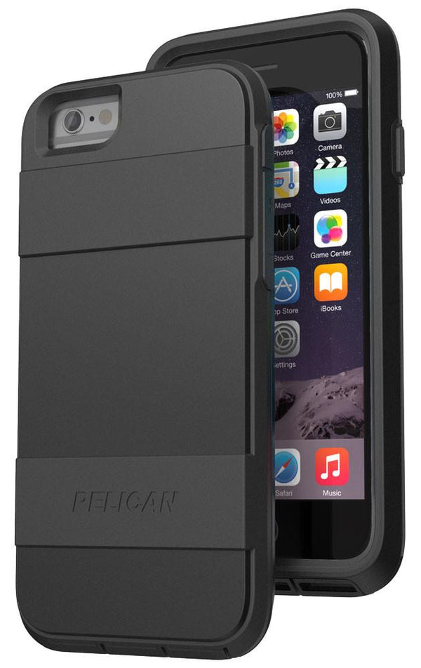 Pelican ProGear - C02030 Voyager Case For iPhone 6 and 6s - Black