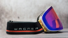 Load image into Gallery viewer, SKIBRILLE WD1811 WEISS