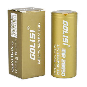 Golisi S43 26650 4300mAh Battery 35A (single)