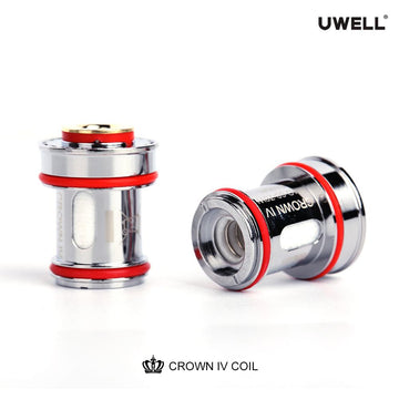 Uwell Crown IV (4) Coils (4 Pack)