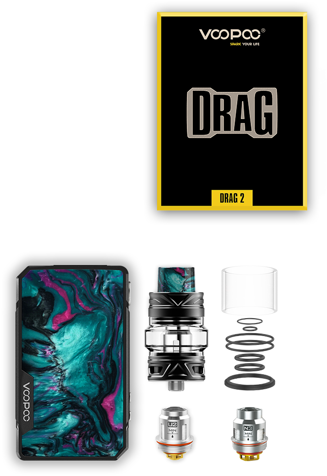 Voopoo Drag Mini + Uforce Kit