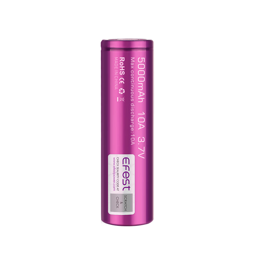Efest 21700 10A 5000mAh Battery (Single)