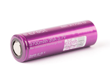 Efest 21700 35A 3700mAh Battery (Single)
