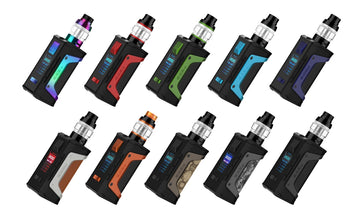 Geekvape Aegis Legend all colours