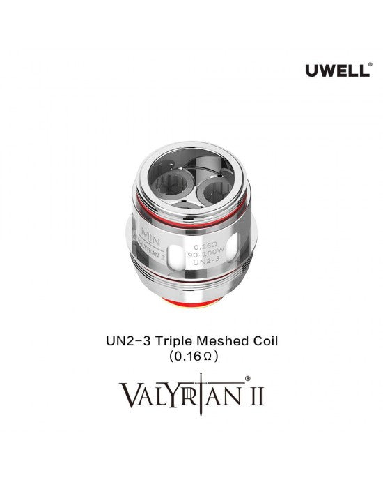 Uwell Valyrian II Coils (2 Pack)