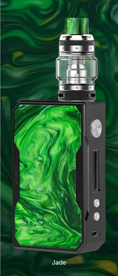 Voopoo Drag Black + Uforce T1 Kit