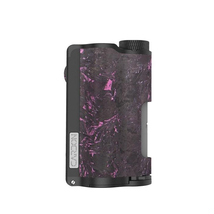 Dovpo Topside Dual 18650 Squonk Mod (Carbon Edition)