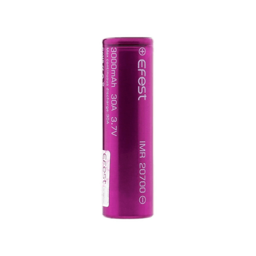 Efest 20700 30A 3000mAh Battery (Single)