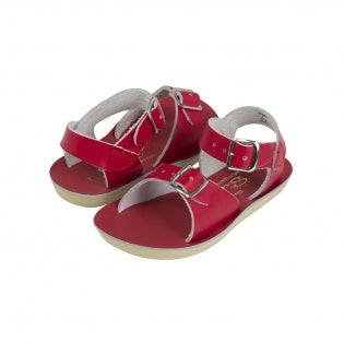 Sun-San Surfer Red Sandal