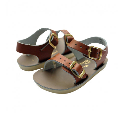 Sun-San Sea Wee Tan Sandals