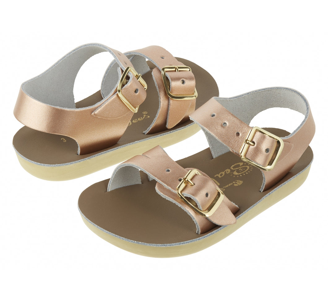 Sun-San Sea Wee Rose Gold Sandals