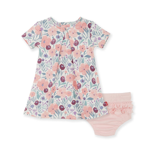 MAYFAIR ORGANIC COTTON MAGNETIC DRESS & DIAPER COVER