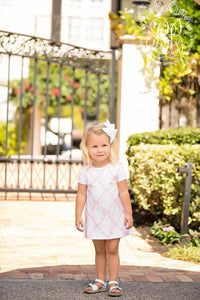 POLLY PLAY DRESS - BELLE MEADE BOW