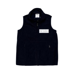 Prodoh Navy Fleece Vest