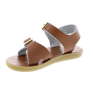 TIDE TAN SANDAL