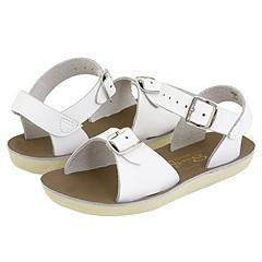 Sun-San Surfer White Sandals
