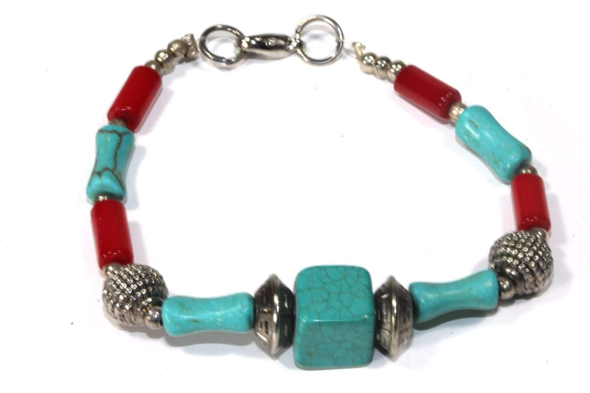 Mozambique Tribal Resin Bracelet
