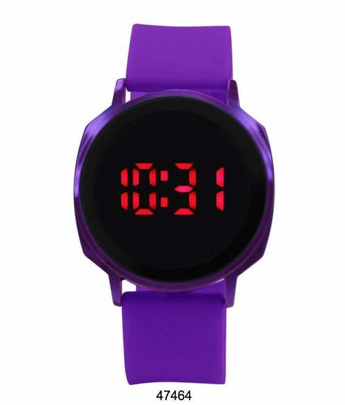 43MM Round Touch LED Watch - 4746