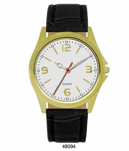 40MM Milano Expressions Vegan Leather - 4809