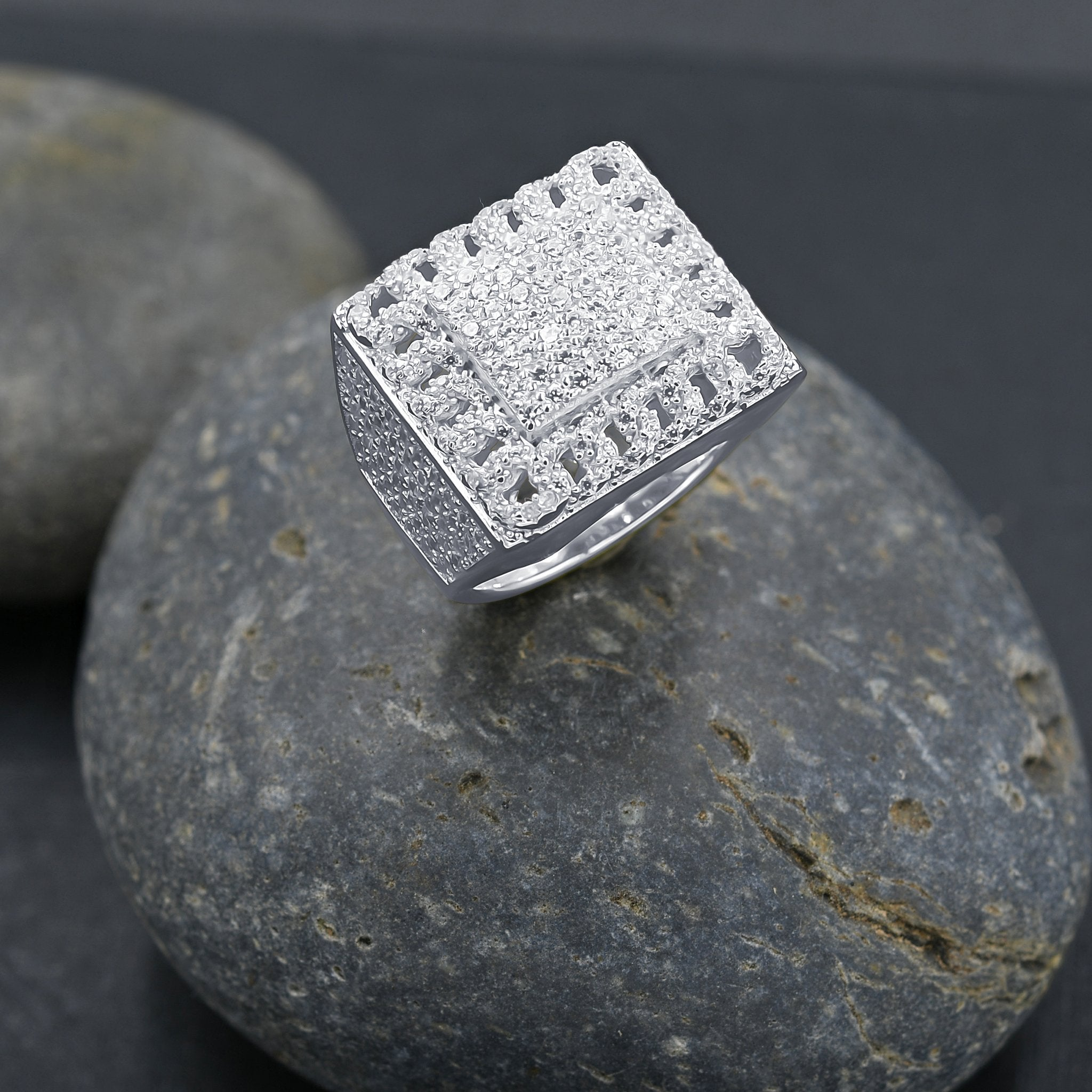 ALLURING 925 SILVER RING  | 9210271