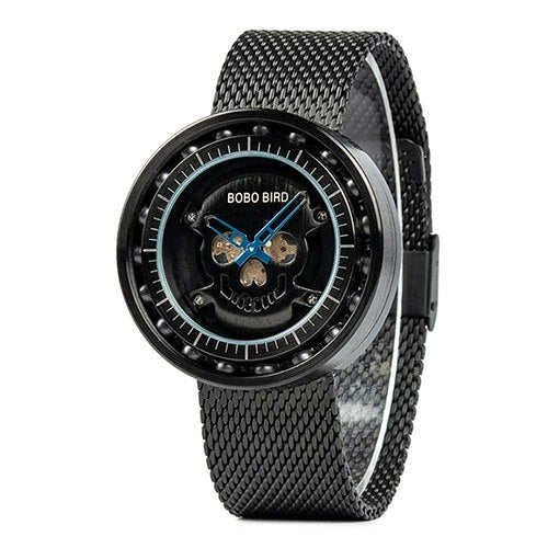 Q21 Mens Quartz Watch 360 Degree