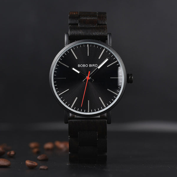 Ultra Thin Stainless Steel Watches for