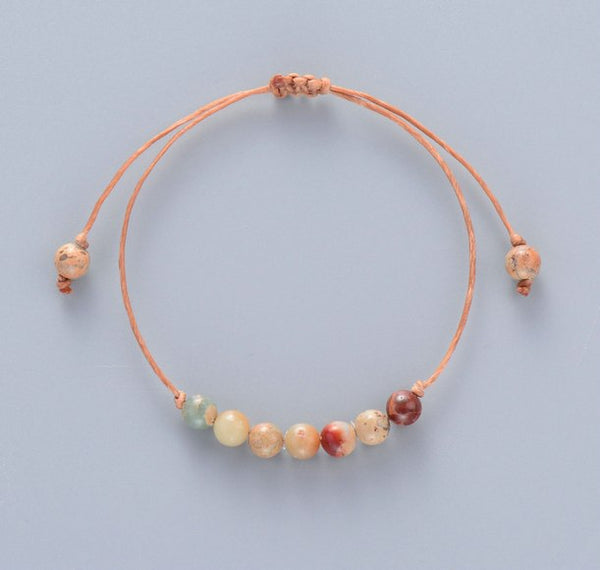 Girls Bracelet Exclusive Natural Stone Friendship