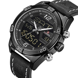 Mens Watches Top Luxury Brand NAVIFORCE Men