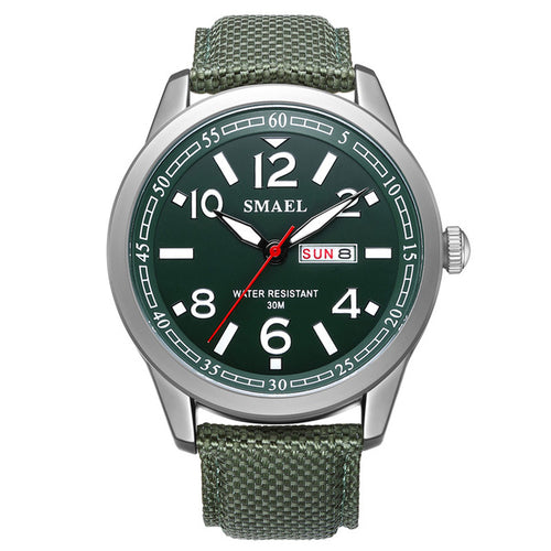 Men Watches Military 2018 Alloy Big Dial