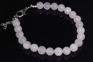 Rose Quartz Yoga Bracelet