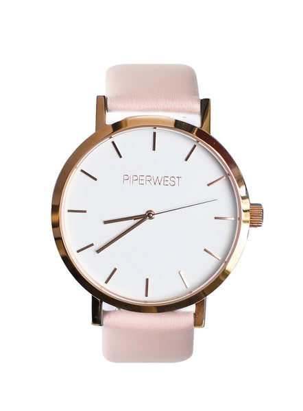 Vegan Classic Minimalist in Rose Gold & Rose