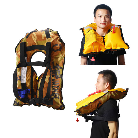 Life Jacket Survival Suit Sailing Boating Security