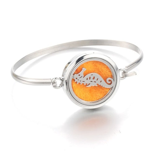 octopus Stainless Steel Bracelet Essential Oil