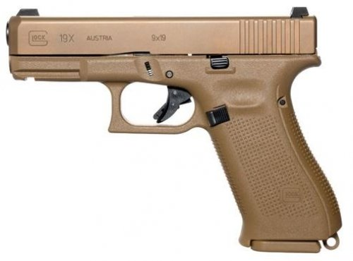 GLOCK G19X COMPACT | 9MM 9x19 10RD (CALL FOR PRICING)