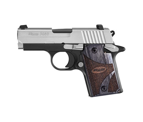 SIG SAUER P938 BLACKWOOD MICRO-COMPACT | 9MM  (CALL FOR PRICING)