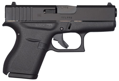 GLOCK G43 SUBCOMPACT | 9MM 9x19 10RD  (CALL FOR PRICING)