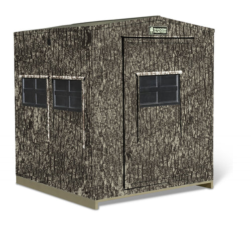 SHADOW HUNTER MARKSMAN SERIES 6X6 GUN/CROSS BOW® BLIND MM66U  (CALL FOR PRICING)