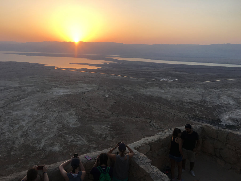 Staff Travels: Israel
