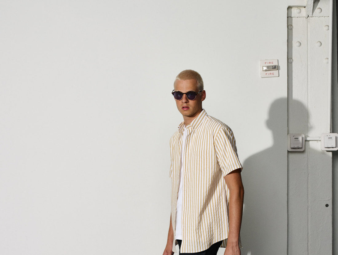 Steven Alan Men's Spring 2017 Collection