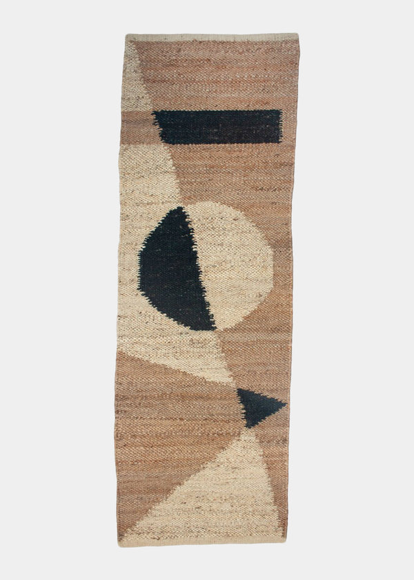MARGEAUX SHAPES JUTE RUG
