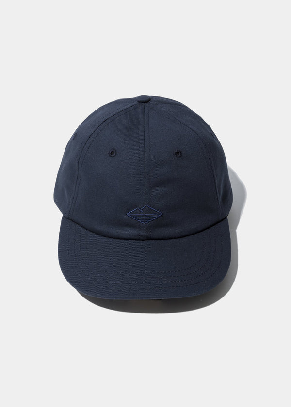 Field Cap, Navy Cotton Twill