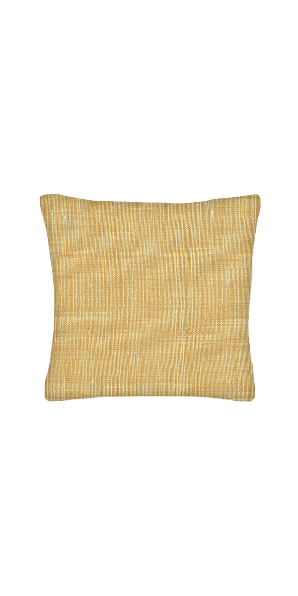 Custom Pillow | Textured Marigold