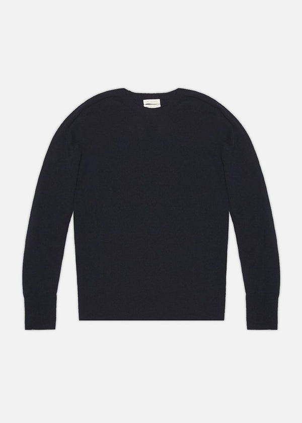 Men's Washable Cashmere Long Sleeve