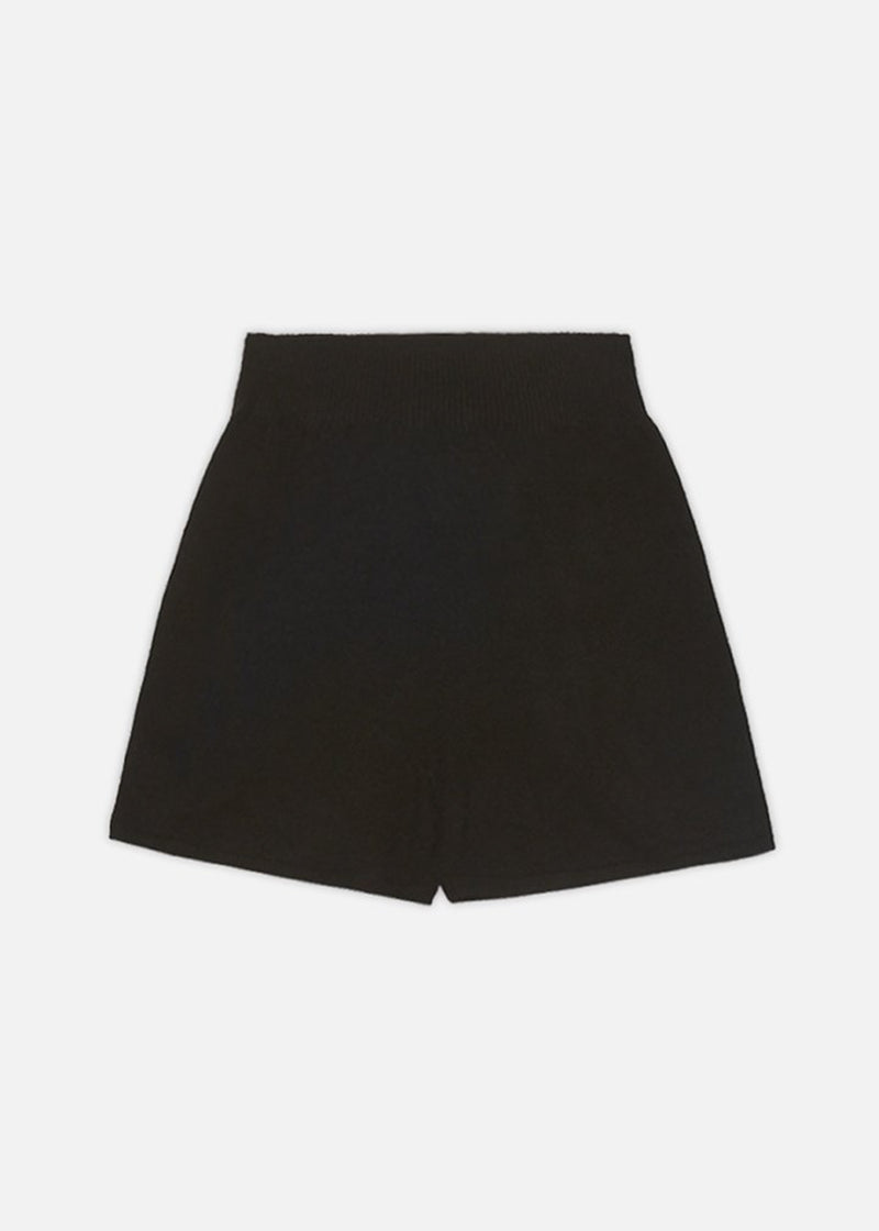 Women's Washable Cashmere Shorts