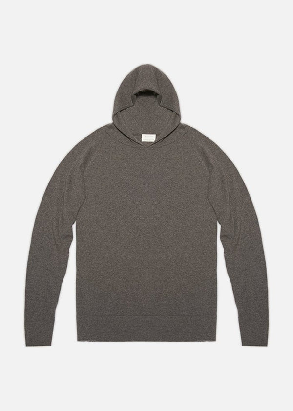 Men's Washable Cashmere Standard Hoodie