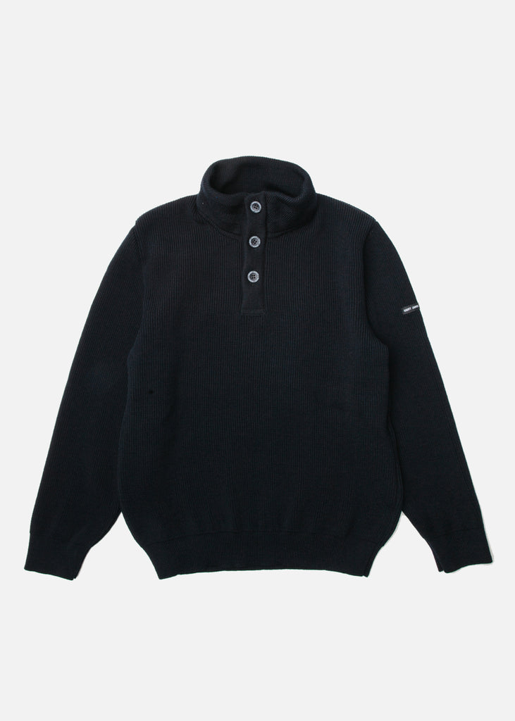 Bourboule III Sweater in Navy