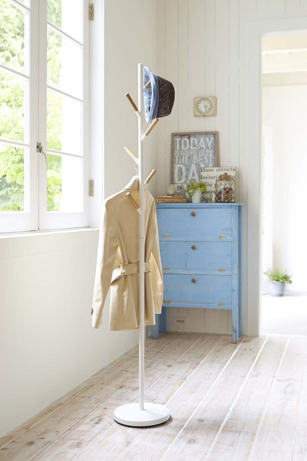 Freestanding Coat Rack