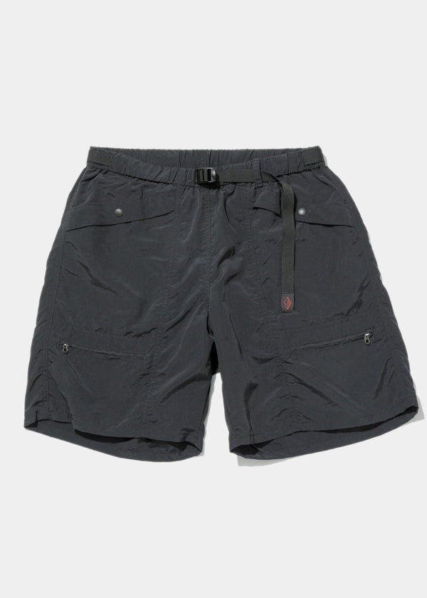 Camp Shorts, Black